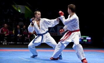 Latvija pieņem Tokijas olimpisko izaicinājumu. Saruna ar Latvijas karatē izlases galveno treneri