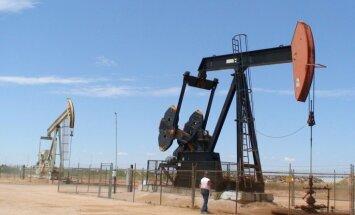 ASV naftas iegūšanas apjomi sasniedz pēdējo 28 gadu augstāko rādītāju