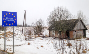 Люди на границе. Акнисте: литовцы-разбойники, пограничный роман и привидение-кормилец