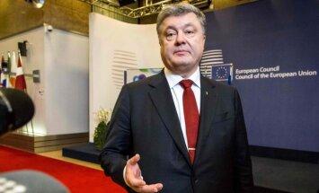 Порошенко пообещал украинцам победу в войне