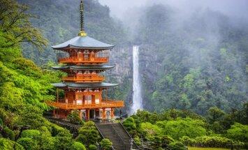 10 pasakaini skaistas vietas mītiskajā Japānā