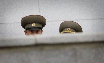 КНДР второй раз за сутки запустила баллистическую ракету