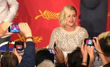 Kannu kinofestivālā izsvilpj Kristenas Stjuartes jauno filmu