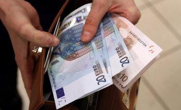 Minimālā alga nākamgad varētu pieaugt līdz 375 eiro