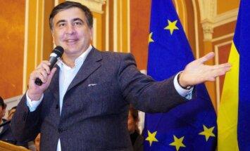 Saakašvili atņemta Gruzijas pilsonība