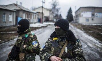 Kaujas Debaļcevē: Ukraina atzīst garnizona daļēju ielenkšanu