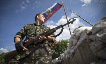 Kijevai jau ir plāns uzbrukumam teroristiem