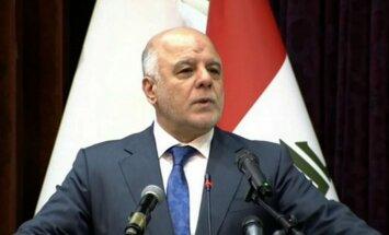 Irāka paziņo par uzvaru karā ar 'Daesh'