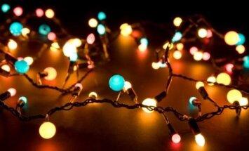 AS 'Sadales tīkls' atgādina – par elektrodrošību jādomā arī svētku laikā