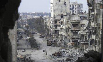 Опровергнута новость о новом ракетном обстреле авиабазы в Сирии