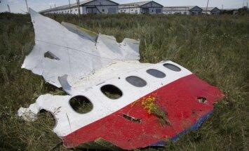 Nīderlandes eksperti atgriezušies MH17 avārijas vietā Austrumukrainā