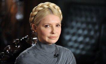 Timošenko: Ukraina atgūs Krimu