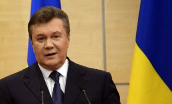 Janukovičs: Ukrainai jāatvelk savs karaspēks no Odesas, Luhanskas un Doņeckas