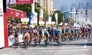 Bogdanovičs ceturtais 'Tour of China 2' pēdējā posmā, Kaņepējs devītais kopvērtējumā