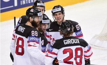 Состав канадской сборной в Праге превысил бы потолок зарплат в НХЛ