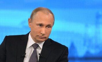 """Кризис, Украина, """"вашингтонский обком"""". О чем говорил Путин на """"прямой линии"""" с россиянами"""