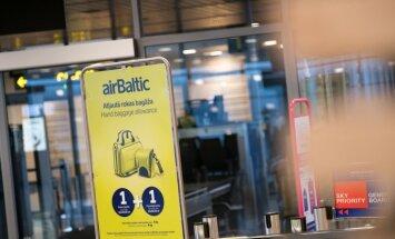 """Развитие аэропорта """"Рига"""" отстает от роста числа пассажиров"""