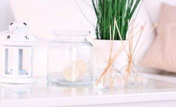 No aromātiskajiem kociņiem līdz gaisa atsvaidzinātājam – pašgatavoti mājas aromāti