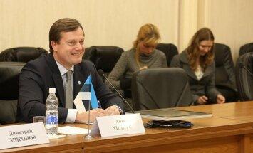 Новым послом Эстонии в Латвии станет Арти Хилпус