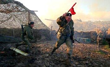 'Zapad 2017' laikā karavīri uzbruks 'Veišnorijai' Baltkrievijas ziemeļos