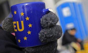 Ekonomiste: ES ir par lielu, tāpēc tās iekšienē veidojas jaunas apvienības