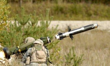 Вашингтон утвердил поставку противотанковых комплексов Javelin на Украину