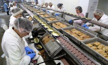 Krievijas aizlieguma dēļ 'Ventspils zivju konservu kombināts' ražošanu pārtrauks mēnesi agrāk