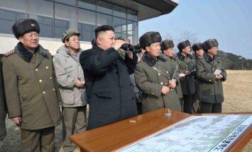 Ziemeļkoreja apstiprina gatavību ASV uzbrukt ar kodolieročiem