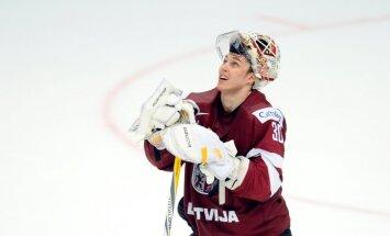Вратарь сборной Латвии подписал в Швейцарии новый контракт