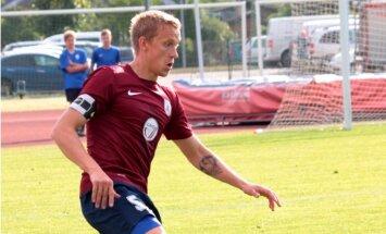 'Jelgavas' kapteinis Freimanis: katra trofeja ir zelta vērtē