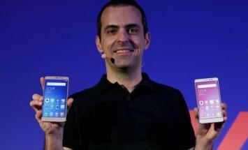 Skandalozais 'Xiaomi' viceprezidents Hugo Bara pamet uzņēmumu