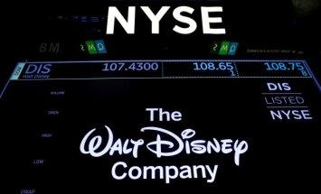 Milži apvieno spēkus: 'Disney' megadarījumā nopērk 'Century Fox' akcijas