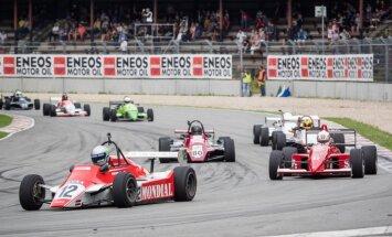 Autošosejas festivāls 'Riga Summer Race' jau augusta vidū Biķernieku trasē