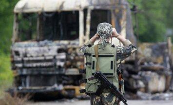 Vienpusējs pamiers tiks izmantots pret Ukrainas karavīriem, uzskata bataljons 'Azova'