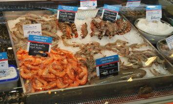 Торговец: россияне штурмуют рынок деликатесов в Риге