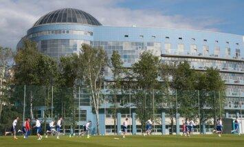 На базе сборной России по футболу в Новогорске произошло убийство
