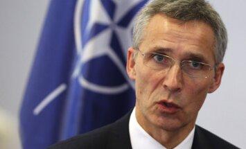Stoltenbergs: NATO un Krievijas sarunas bija 'atklātas un nopietnas'