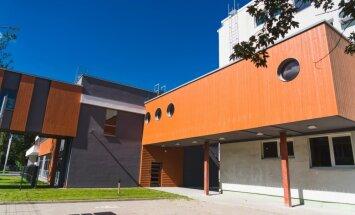 В Юрмале закрыт недавно открытый спортивный комплекс