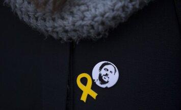Trīs apcietinātie Katalonijas līderi vērsīsies ANO darba grupā