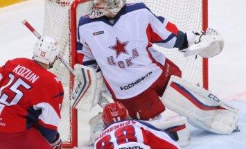 Lokomotiv - CSKA, KHL