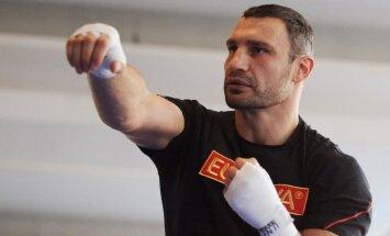 Vitālijs Kļičko aizstāv pasaules čempiona titulu WBC versijā