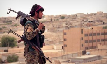 Sīrijas kurdi Soču miera sarunās nepiedalīsies