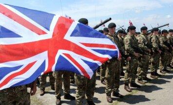 Минобороны Латвии вместо Великобритании извинилось перед избитым латышом