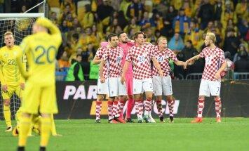 Сербия и Исландия вышли на чемпионат мира по футболу, Украина — за бортом