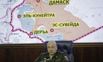 Минобороны России обвинило коалицию США в сговоре с ИГ