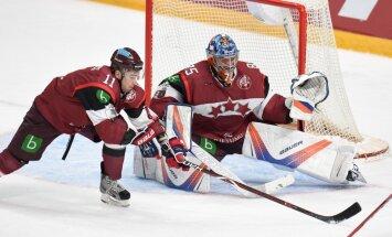 Gudļevskis pametis Ziemeļameriku un atgriezies Rīgas 'Dinamo', līgums pagarināts arī ar Miķeli Rēdlihu