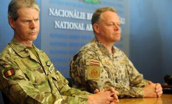 NATO ģenerālis: 5.pants ir iecirsts akmenī