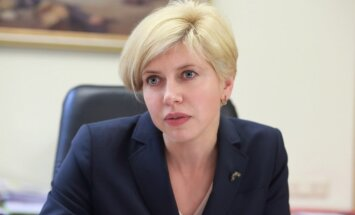 Впервые в истории Латвии министр уйдет в декретный отпуск