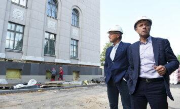Pašvaldību referendumi bremzēs pilsētu attīstību, uzskata Ušakovs