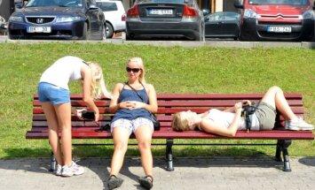 Pētījums: Ziemeļu puslodē pēdējos gados siltākās vasaras 600 gadu laikā